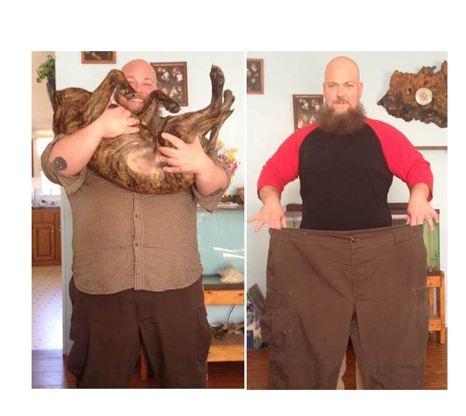 glenn got paid to lose weight with healthywage and won $1,383