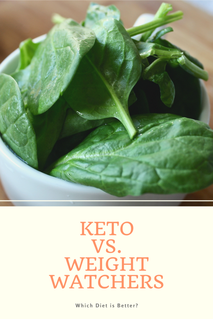 keto diet versus ww freestyle